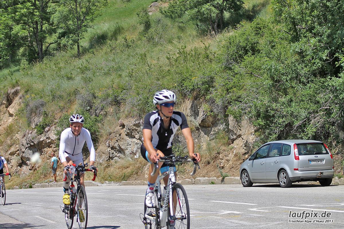 Triathlon Alpe d'Huez - Bike 2013 - 189