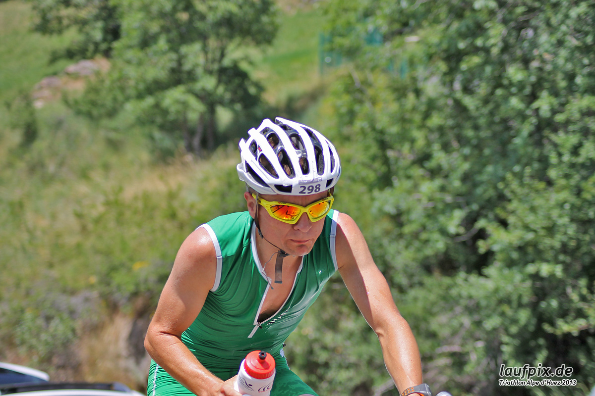 Triathlon Alpe d'Huez - Bike 2013 - 209