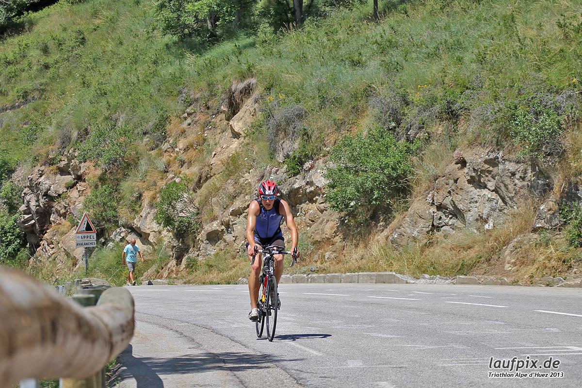 Triathlon Alpe d'Huez - Bike 2013 - 210