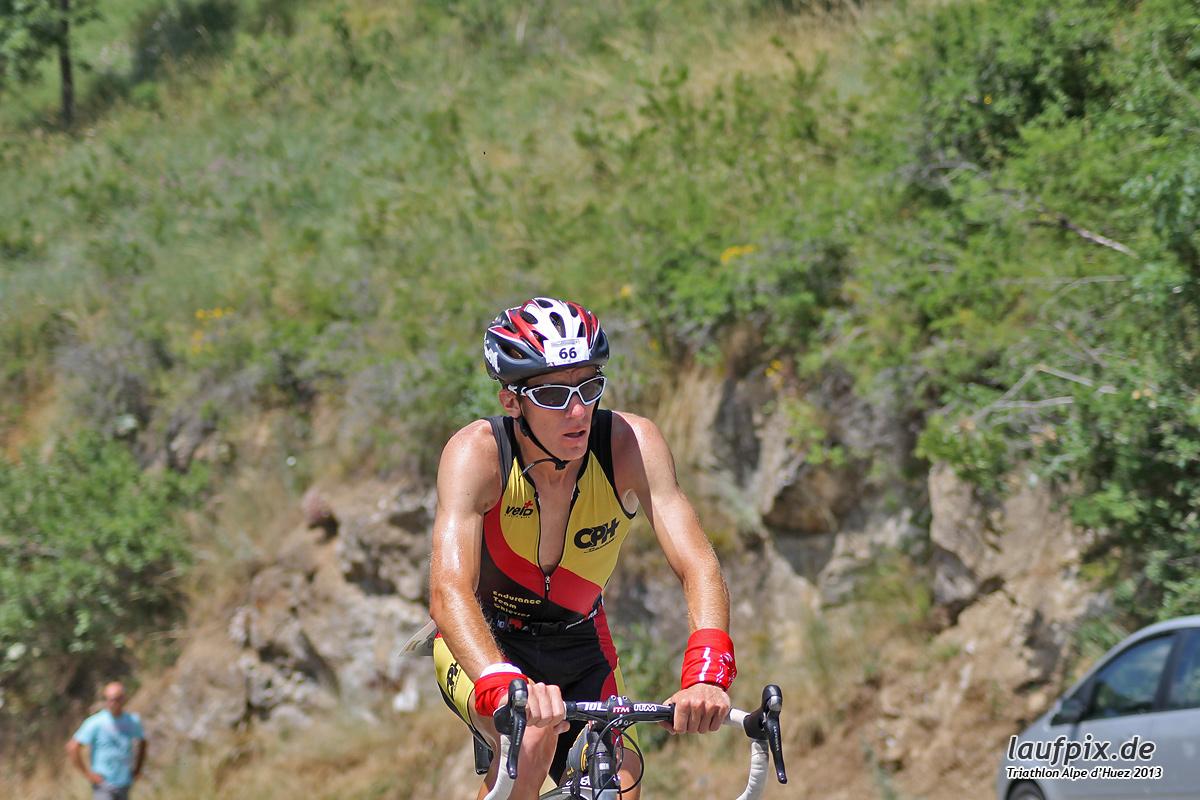 Triathlon Alpe d'Huez - Bike 2013 - 214