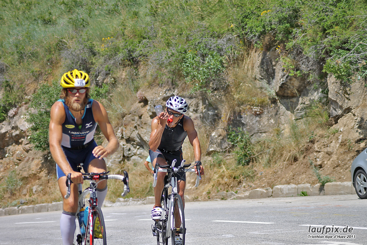 Triathlon Alpe d'Huez - Bike 2013 - 218