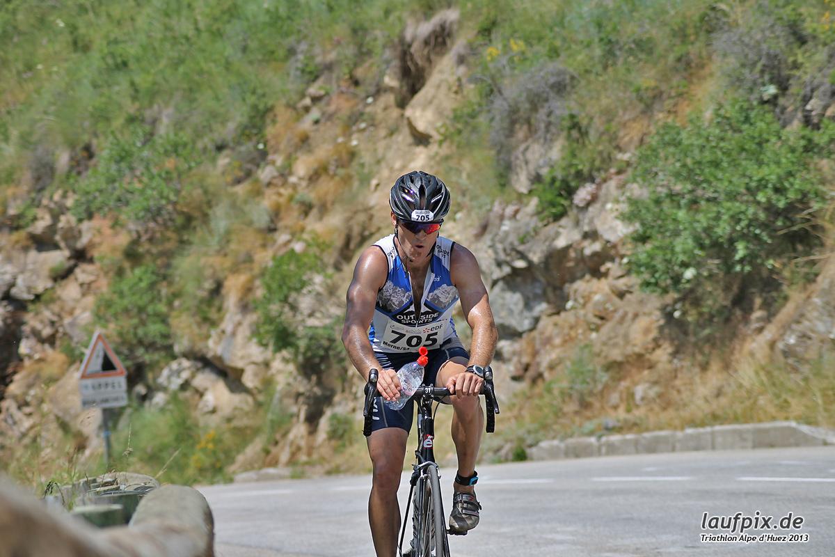 Triathlon Alpe d'Huez - Bike 2013 - 243