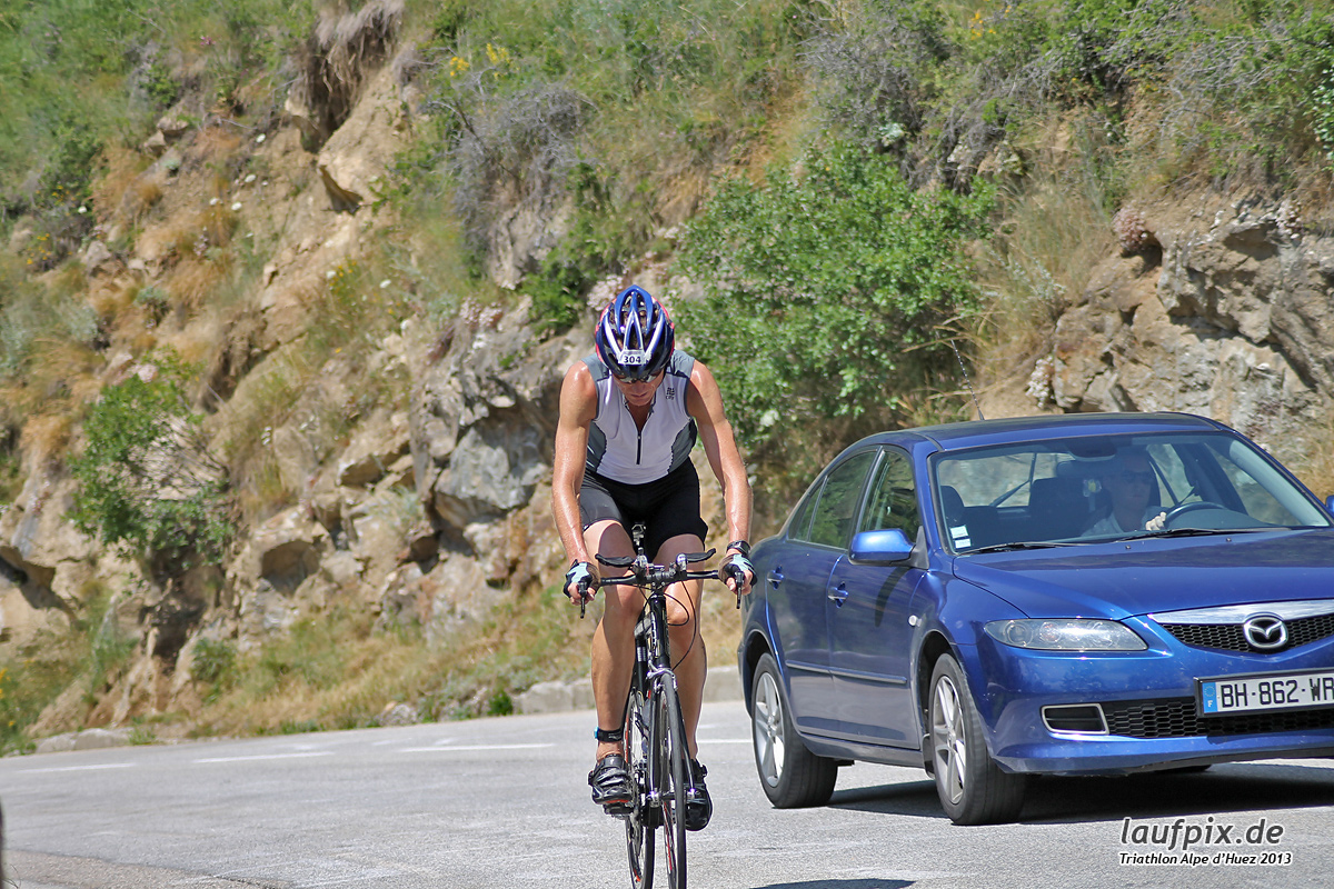 Triathlon Alpe d'Huez - Bike 2013 - 246