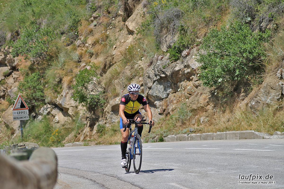 Triathlon Alpe d'Huez - Bike 2013 - 248