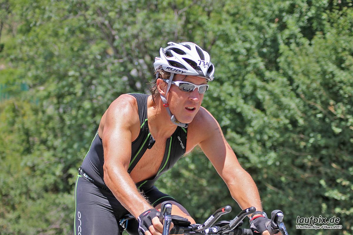 Triathlon Alpe d'Huez - Bike 2013 - 267