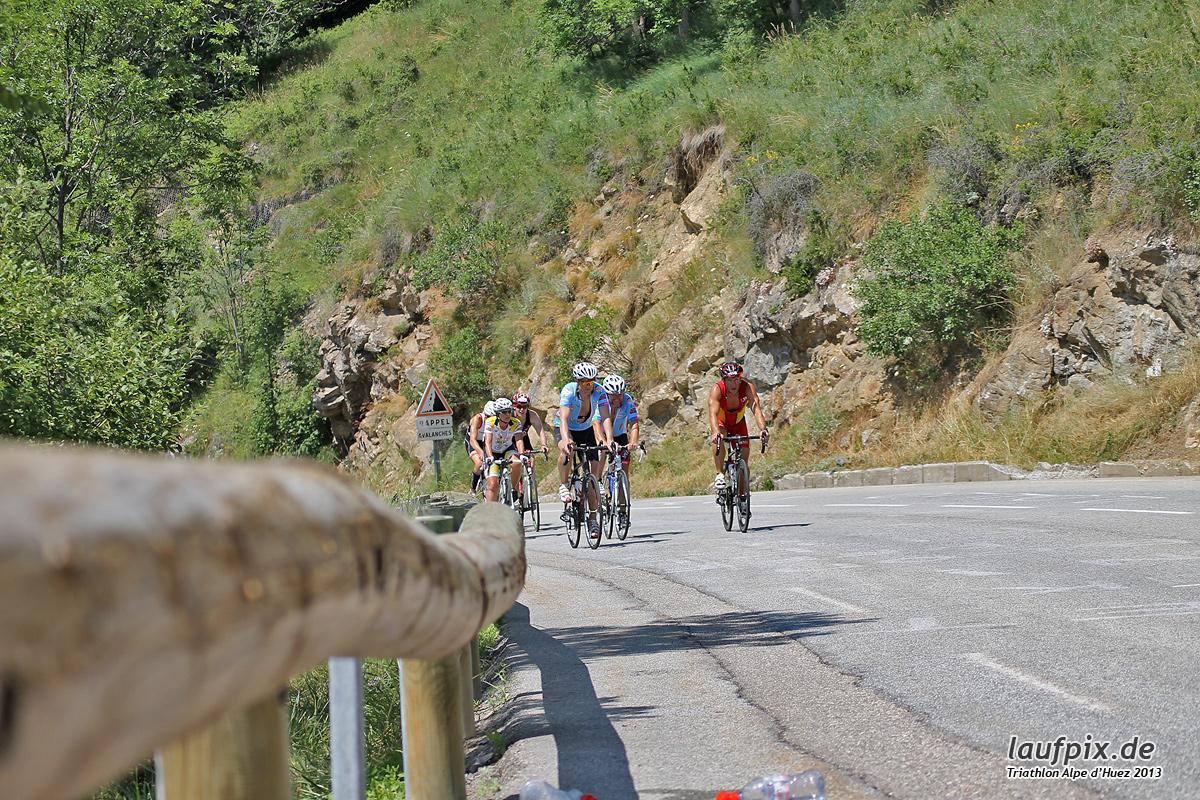 Triathlon Alpe d'Huez - Bike 2013 - 328