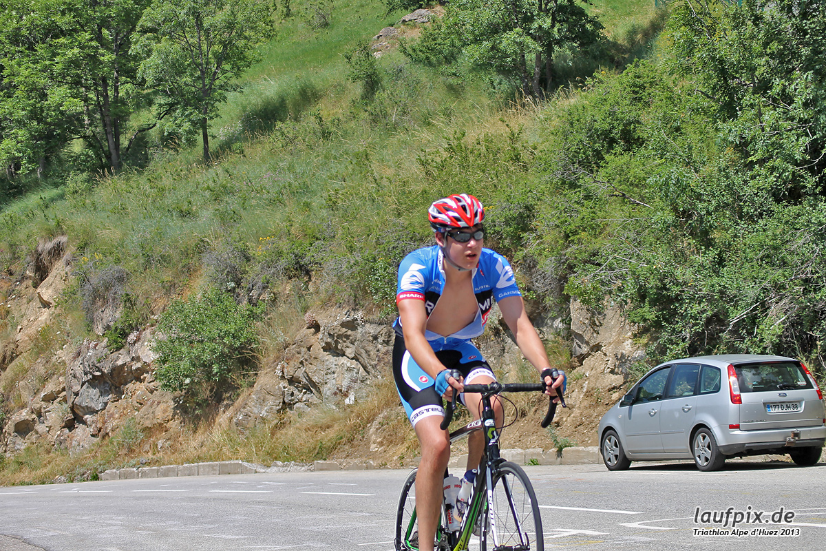 Triathlon Alpe d'Huez - Bike 2013 - 454