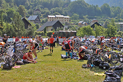 Triathlon Alpe d'Huez - Bike 2013 - 1