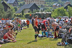 Triathlon Alpe d'Huez - Bike 2013 - 2