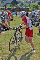 Triathlon Alpe d'Huez - Bike 2013 - 15