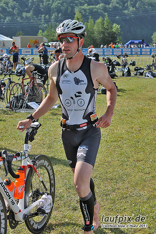 Triathlon Alpe d'Huez - Bike 2013 - 3