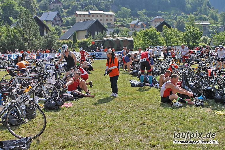 Triathlon Alpe d'Huez - Bike 2013 - 5