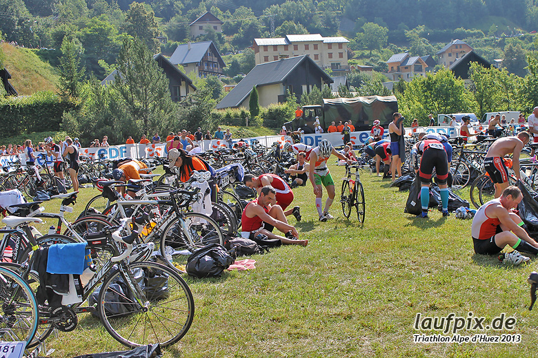 Triathlon Alpe d'Huez - Bike 2013 - 8