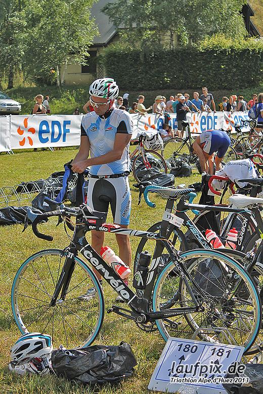 Triathlon Alpe d'Huez - Bike 2013 - 28
