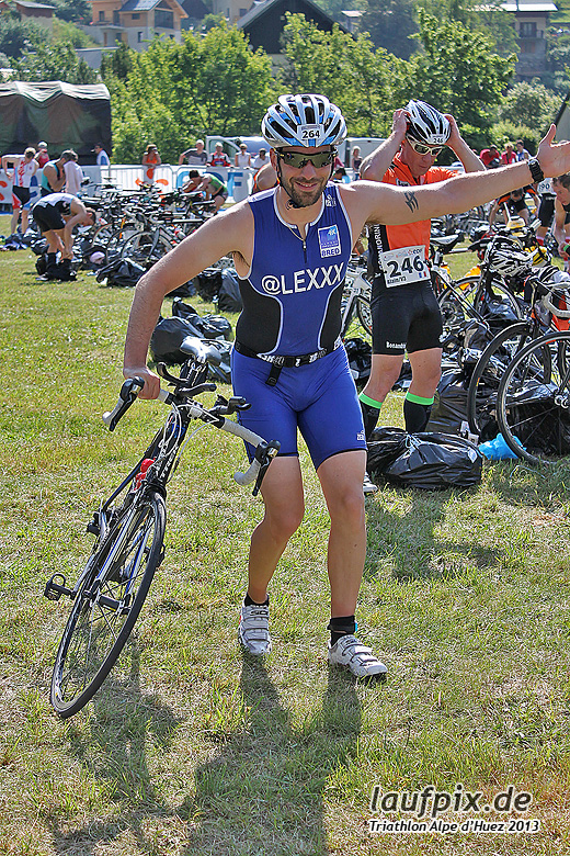 Triathlon Alpe d'Huez - Bike 2013 - 29