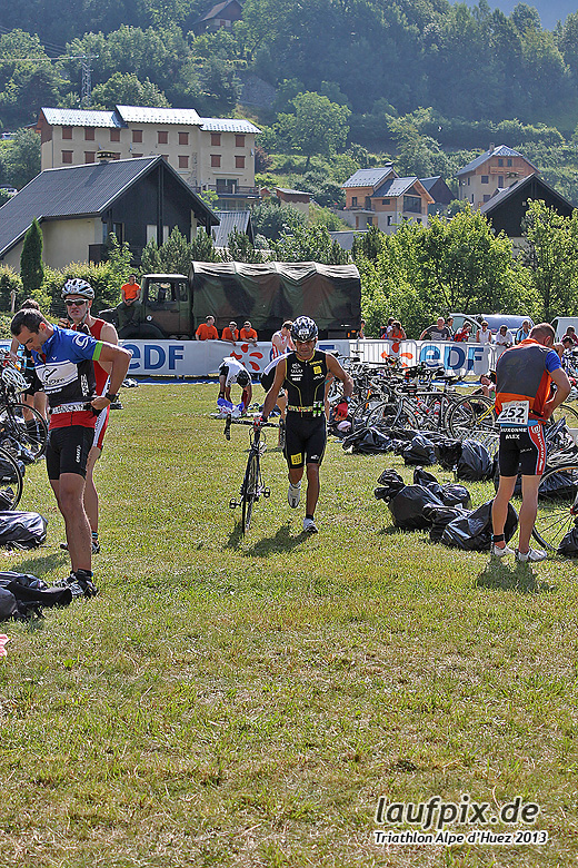 Triathlon Alpe d'Huez - Bike 2013 - 32
