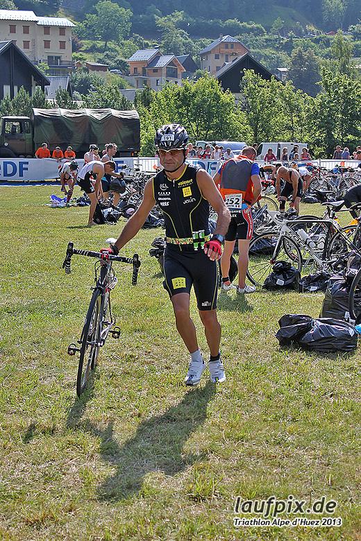 Triathlon Alpe d'Huez - Bike 2013 - 34