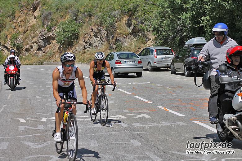 Triathlon Alpe d'Huez - Bike 2013 - 36