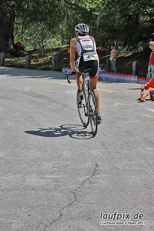 Triathlon Alpe d'Huez - Bike 2013 - 40