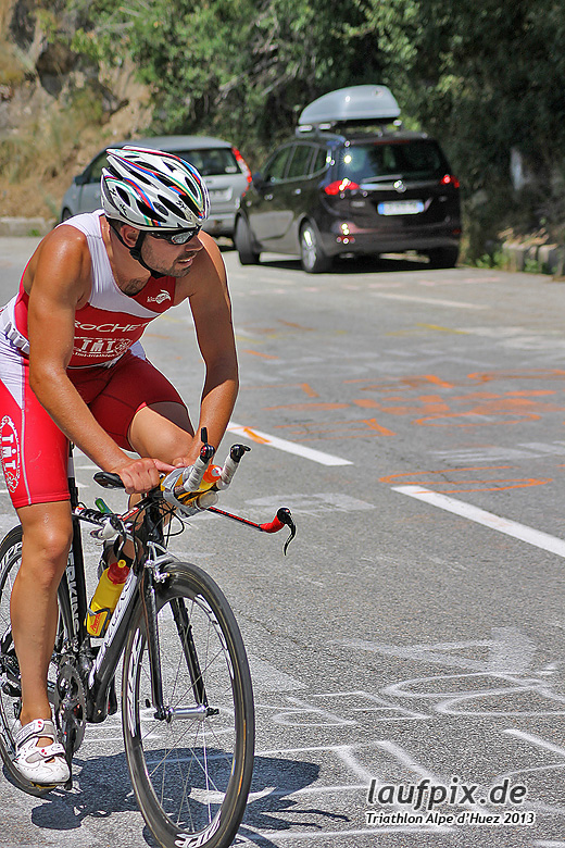 Triathlon Alpe d'Huez - Bike 2013 - 46