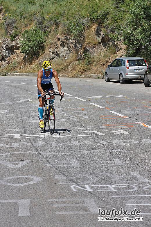Triathlon Alpe d'Huez - Bike 2013 - 47