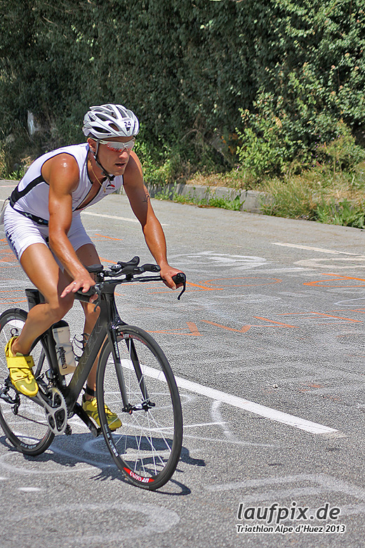Triathlon Alpe d'Huez - Bike 2013 - 59