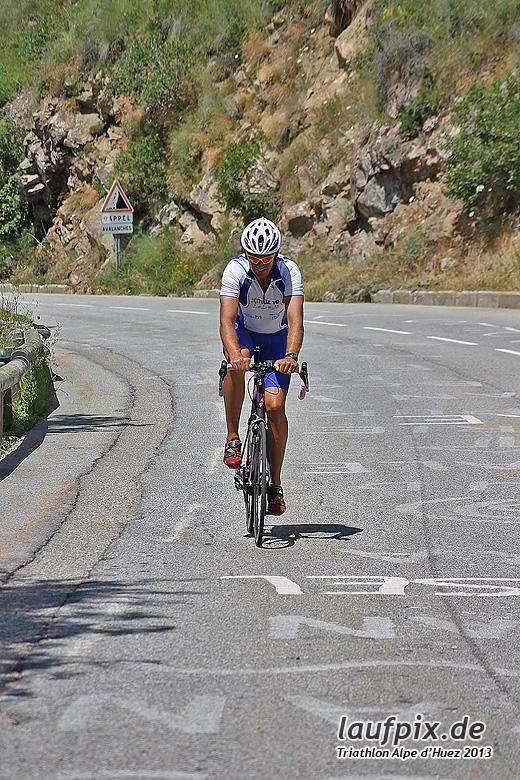 Triathlon Alpe d'Huez - Bike 2013 - 60