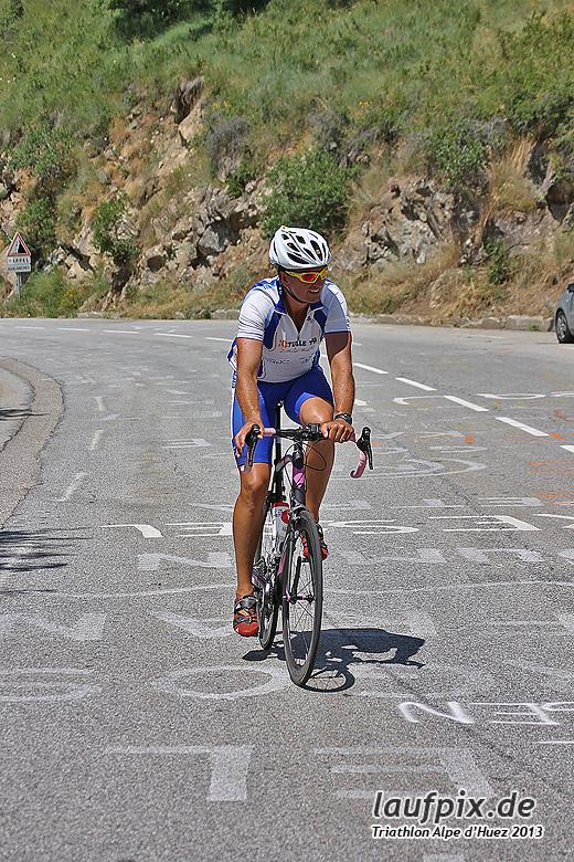 Triathlon Alpe d'Huez - Bike 2013 - 62