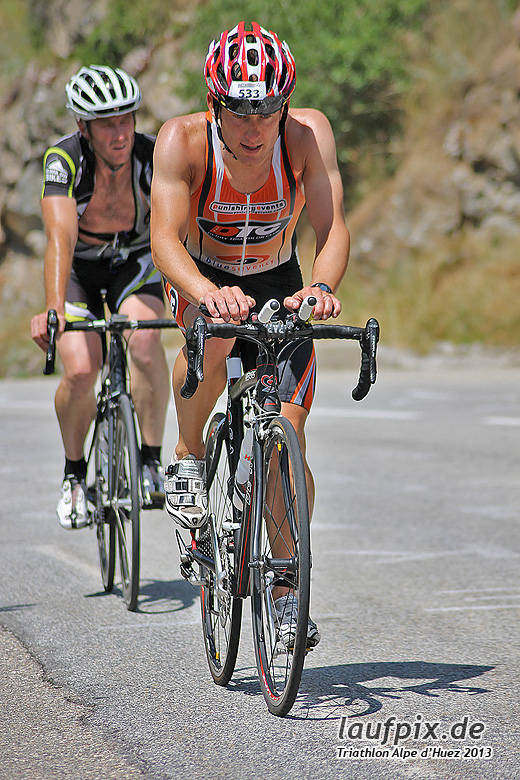 Triathlon Alpe d'Huez - Bike 2013 - 147