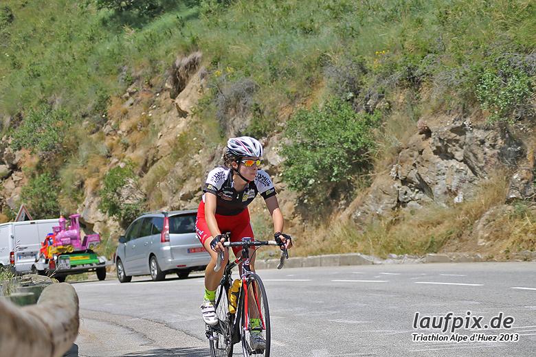 Triathlon Alpe d'Huez - Bike 2013 - 172