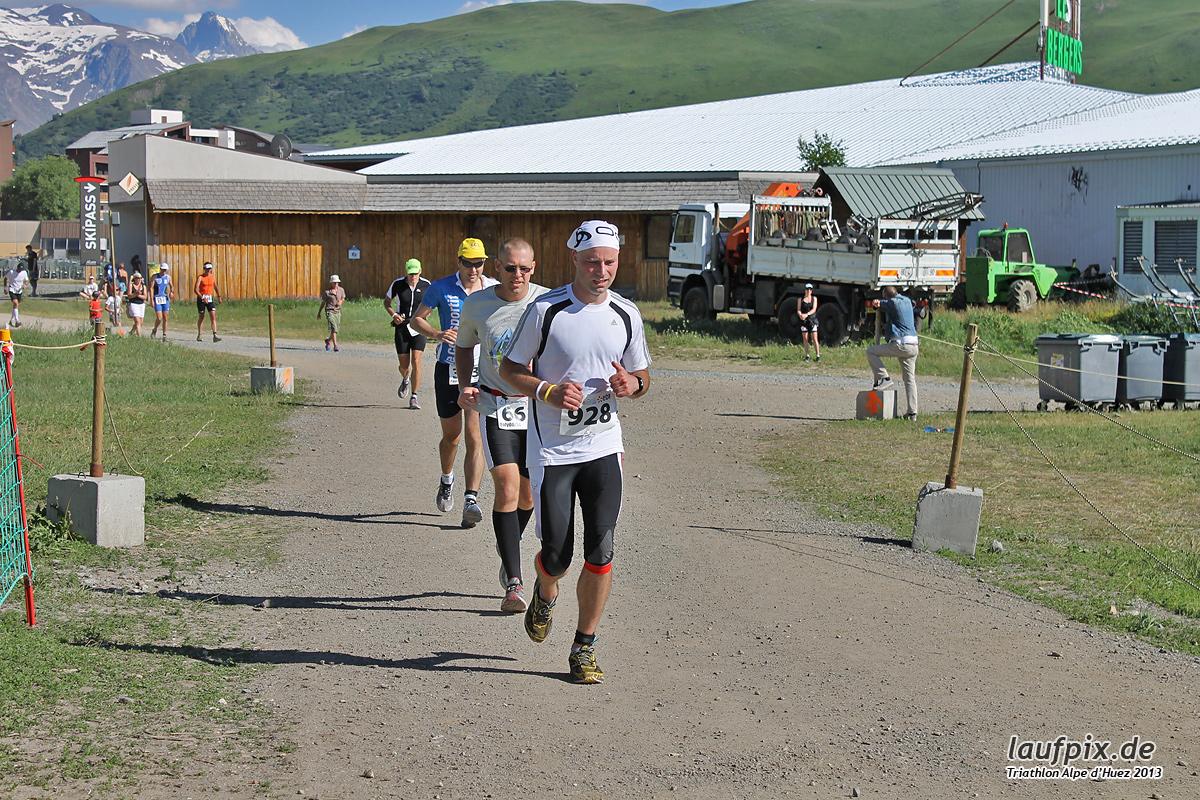 Triathlon Alpe d'Huez - Run 2013 - 1