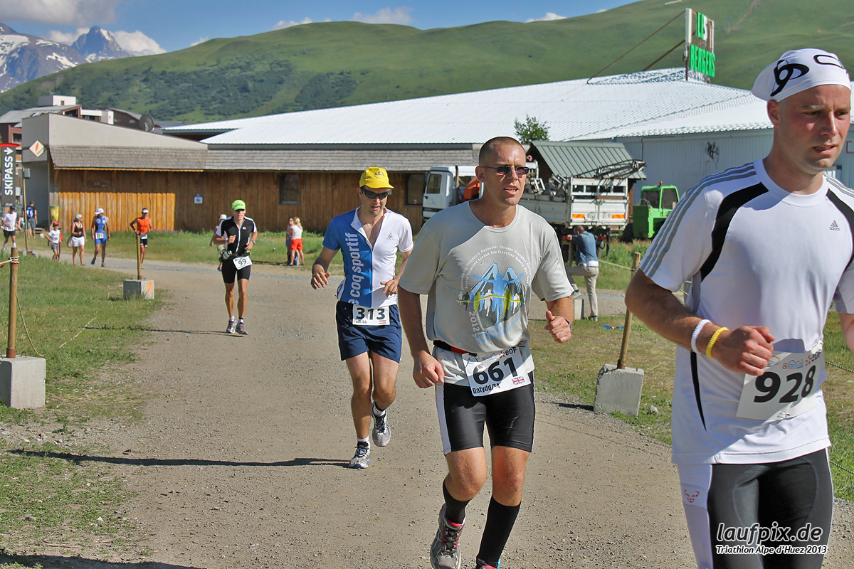 Triathlon Alpe d'Huez - Run 2013 Foto (3)