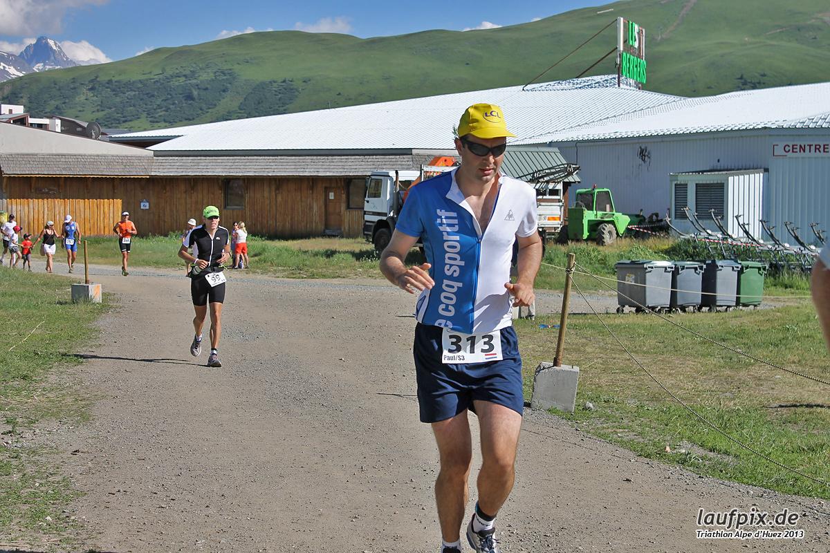 Triathlon Alpe d'Huez - Run 2013 Foto (6)