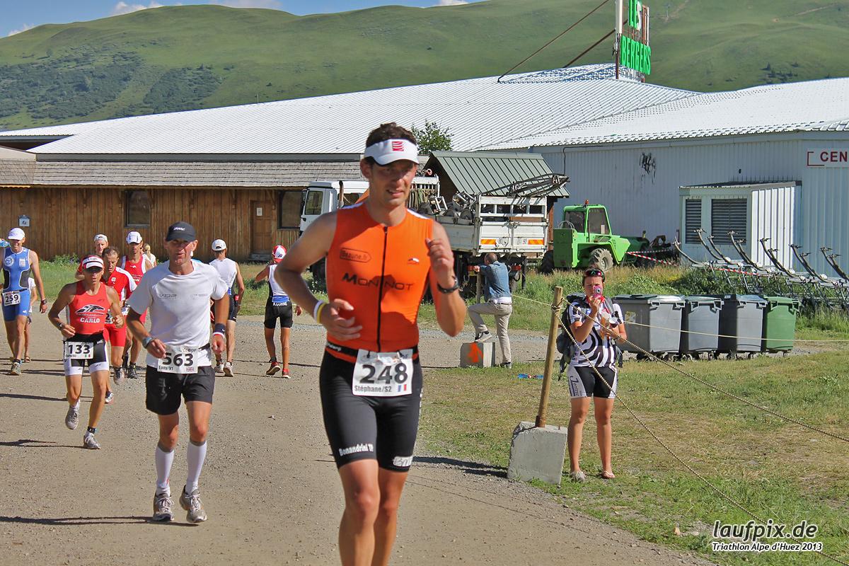 Triathlon Alpe d'Huez - Run 2013 - 14