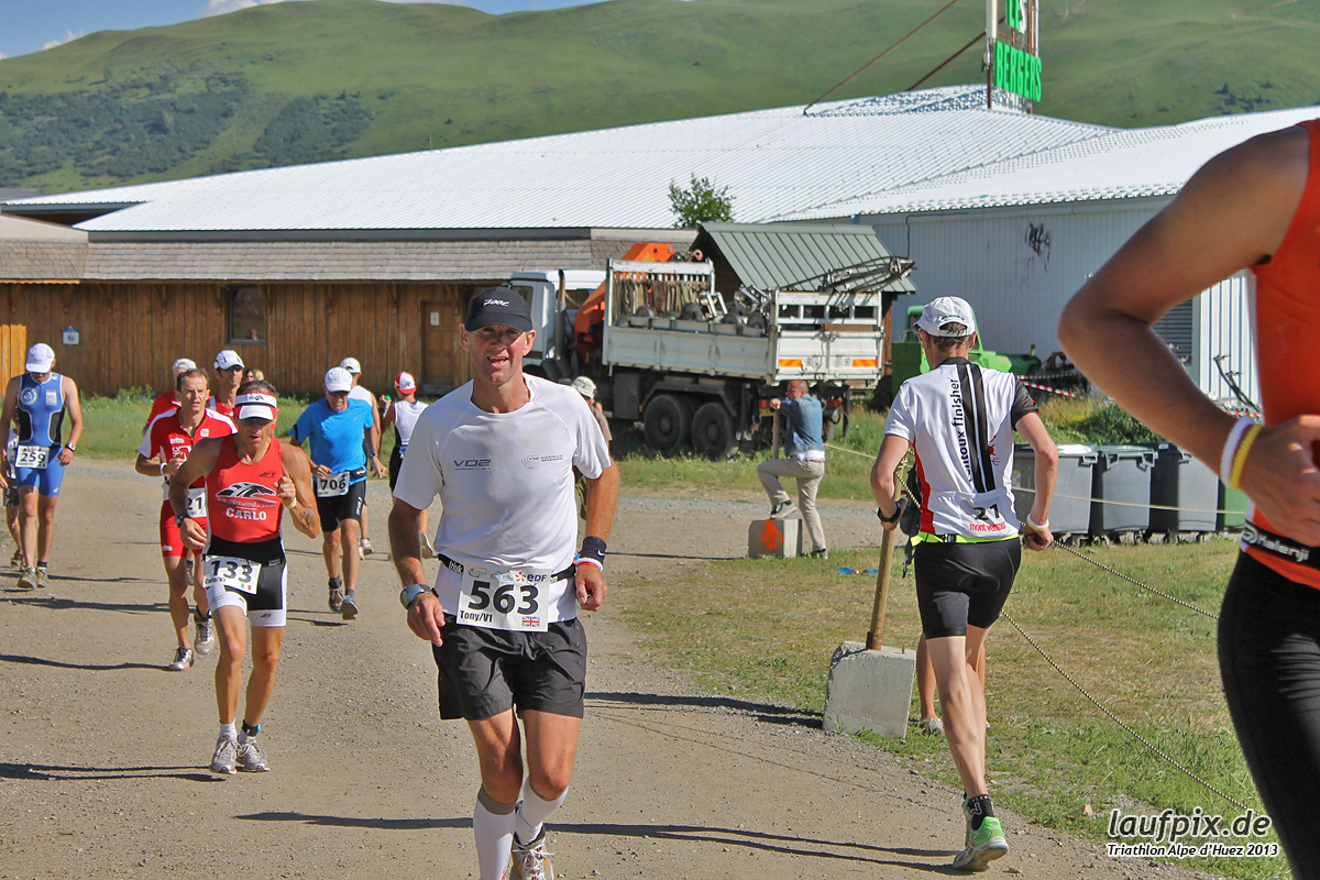 Triathlon Alpe d'Huez - Run 2013 - 15
