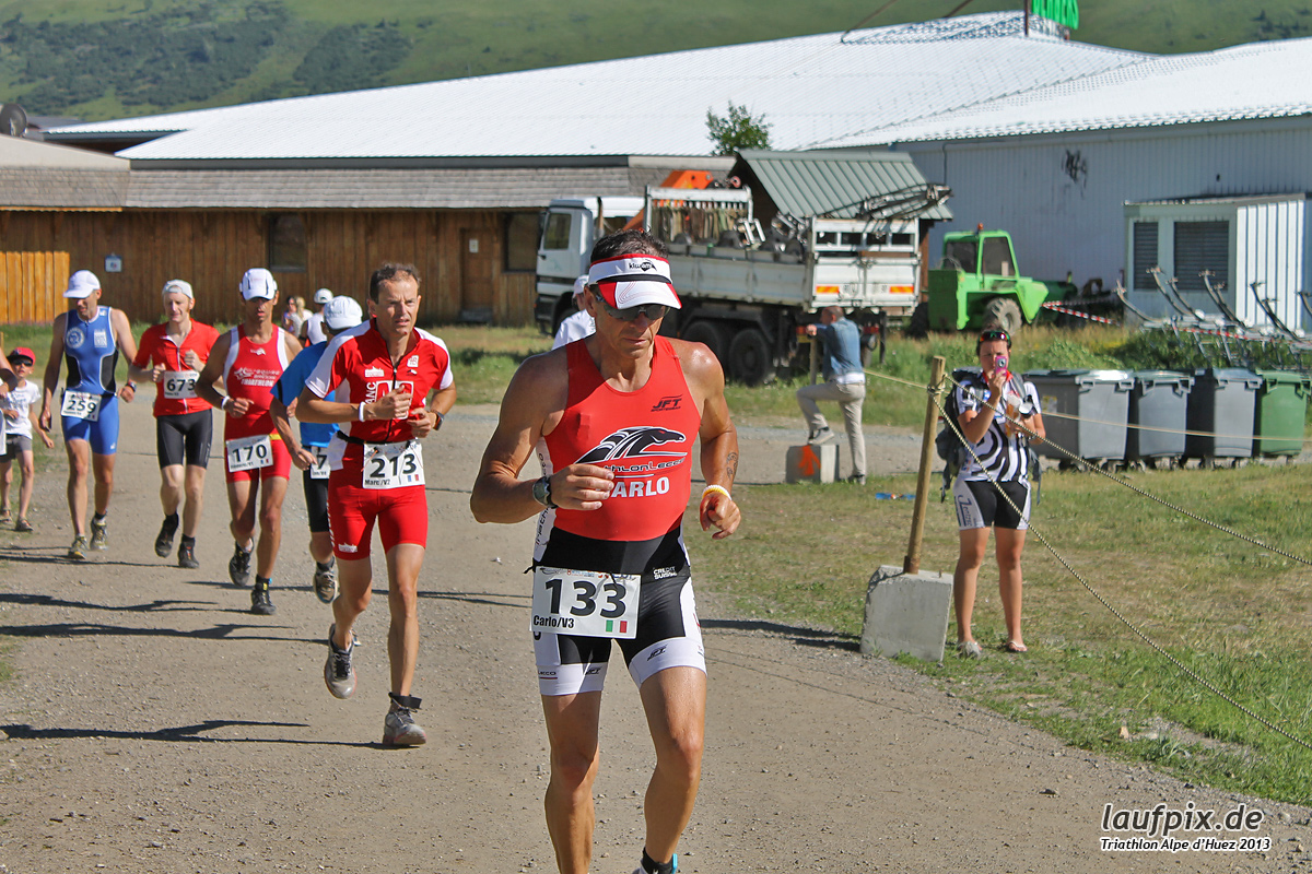Triathlon Alpe d'Huez - Run 2013 - 17