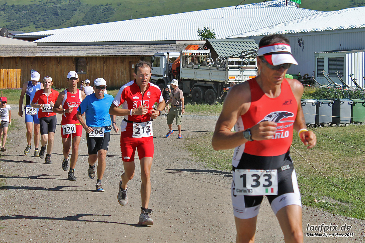 Triathlon Alpe d'Huez - Run 2013 - 18
