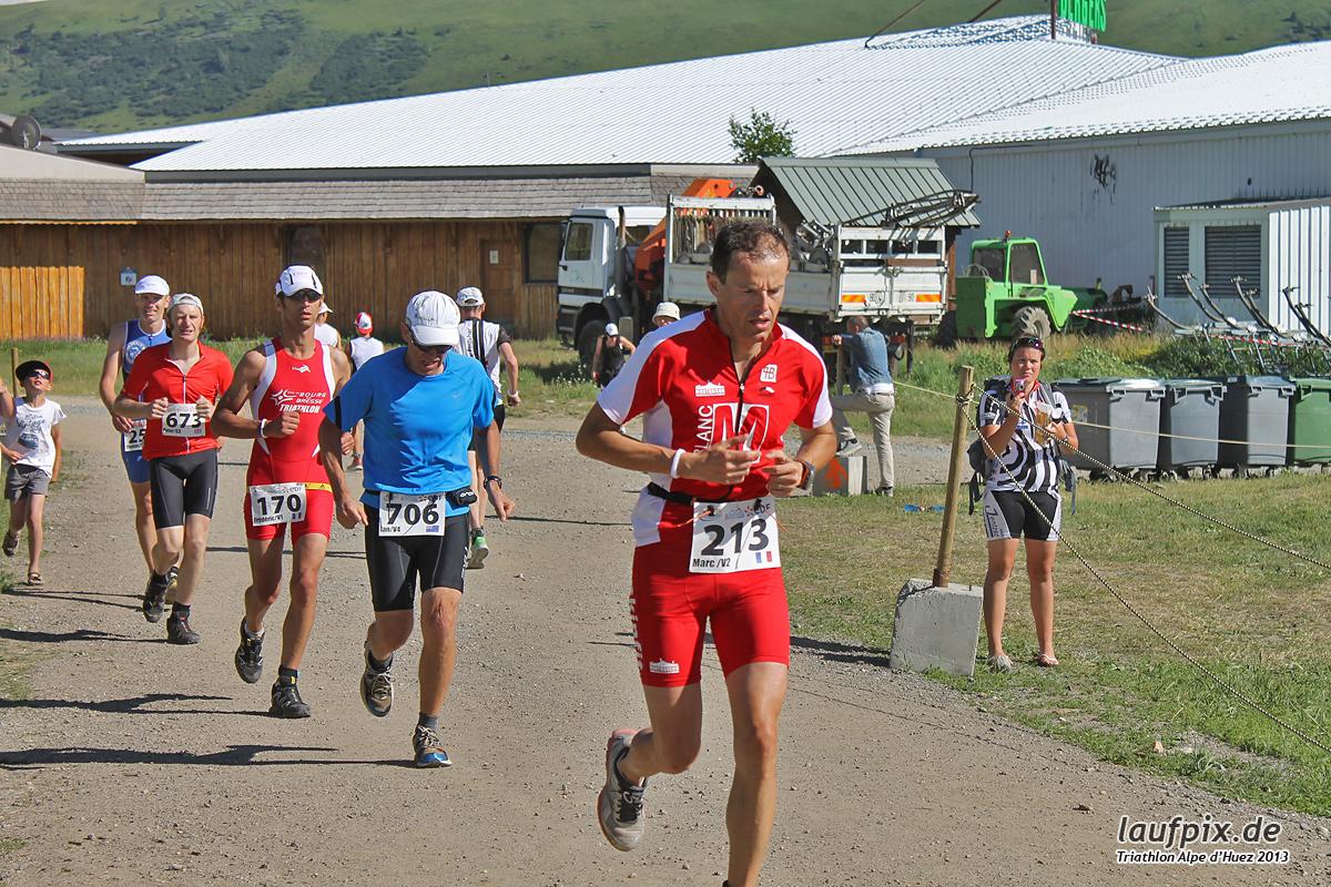 Triathlon Alpe d'Huez - Run 2013 Foto (19)