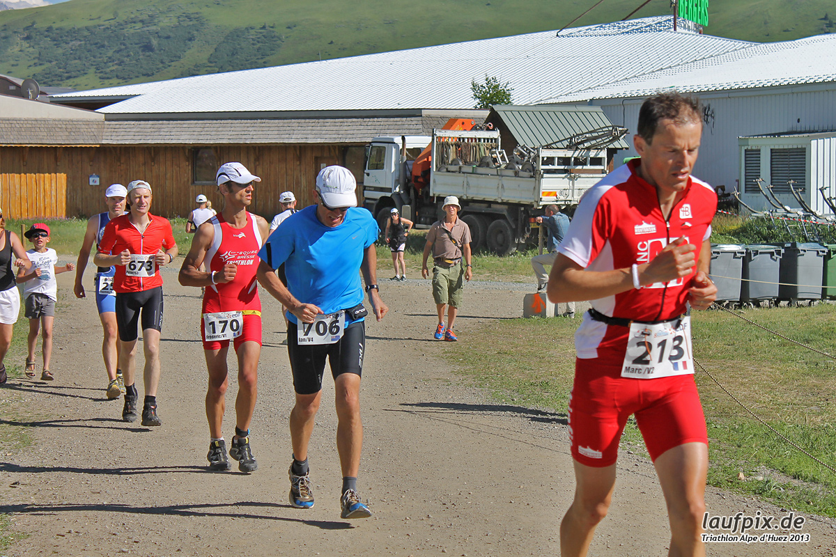 Triathlon Alpe d'Huez - Run 2013 Foto (20)