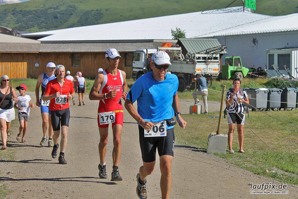 Triathlon Alpe d'Huez - Run 2013 Foto (21)