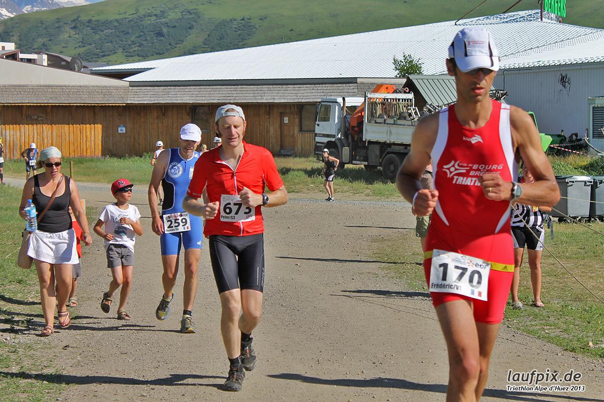 Triathlon Alpe d'Huez - Run 2013 Foto (24)