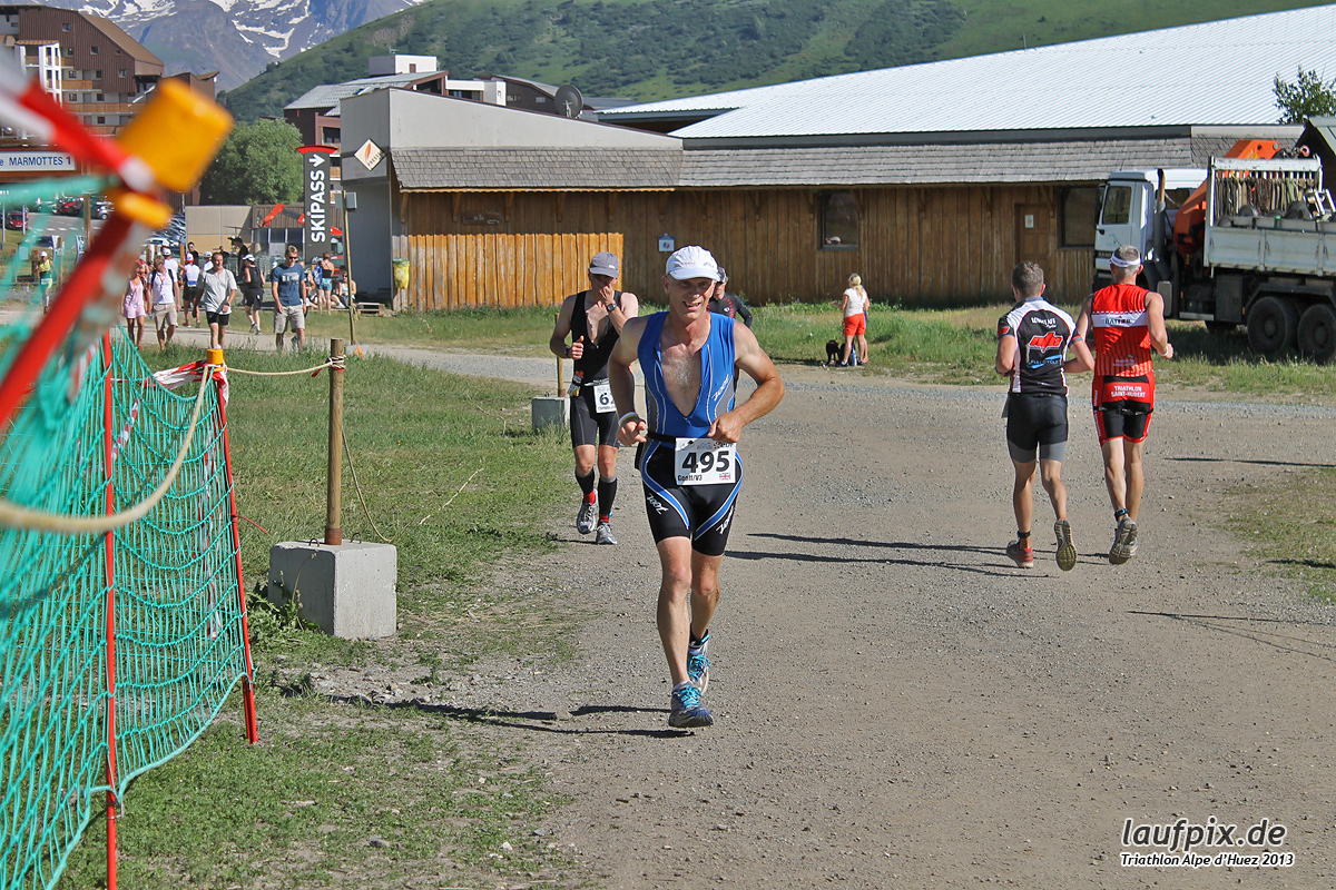 Triathlon Alpe d'Huez - Run 2013 Foto (28)