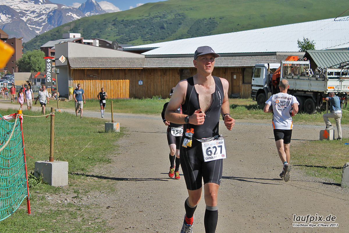 Triathlon Alpe d'Huez - Run 2013 Foto (31)