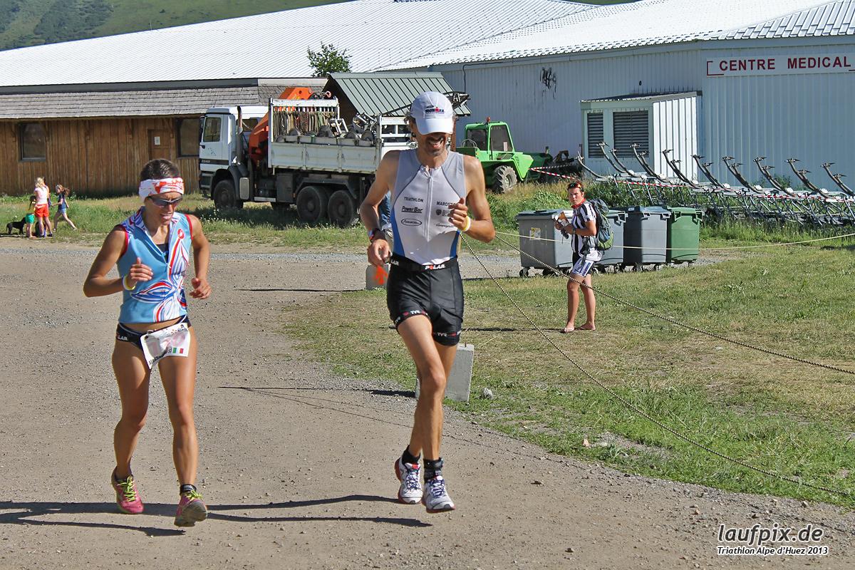Triathlon Alpe d'Huez - Run 2013 - 43