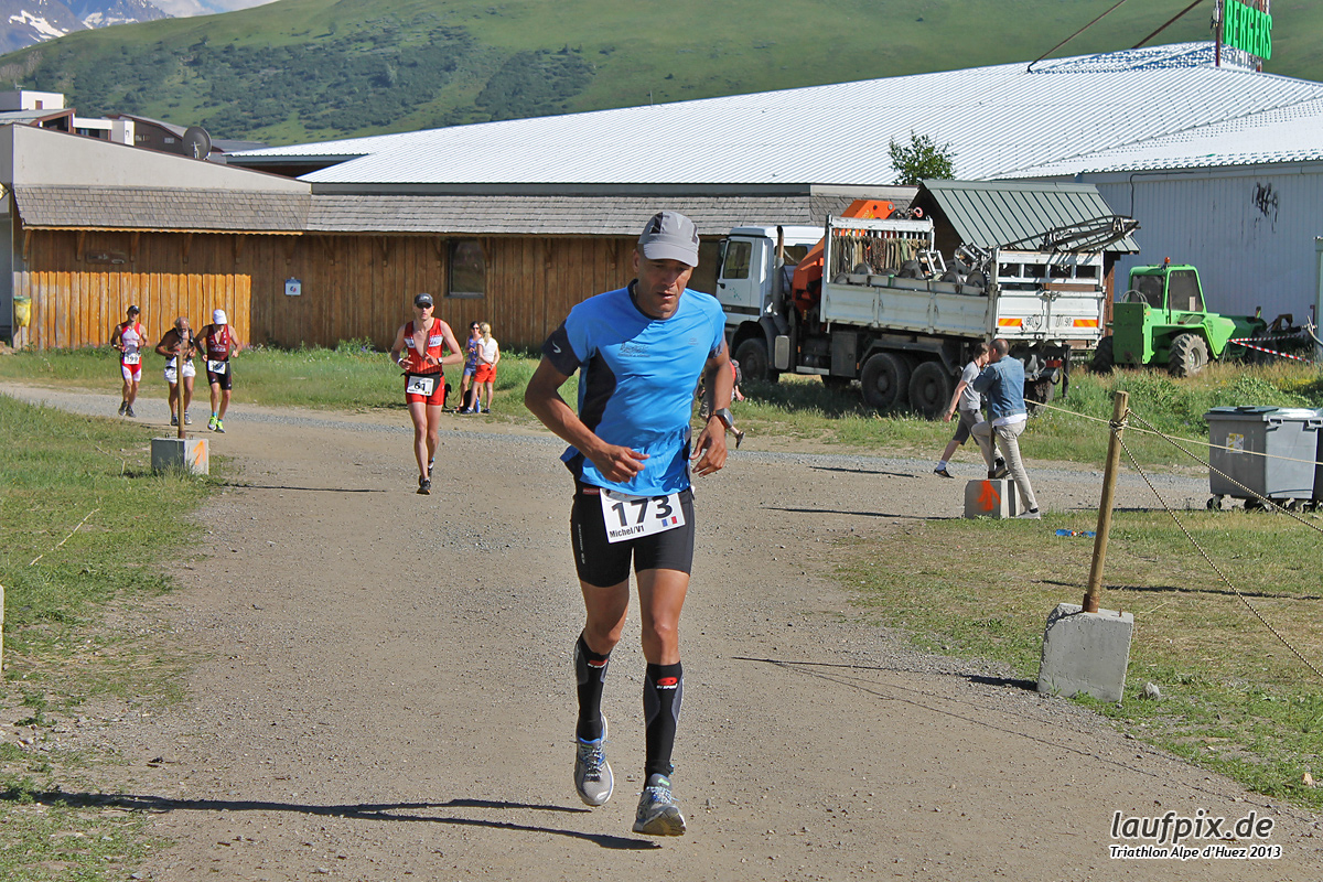 Triathlon Alpe d'Huez - Run 2013 - 46