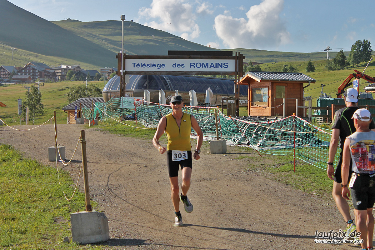 Triathlon Alpe d'Huez - Run 2013 - 49
