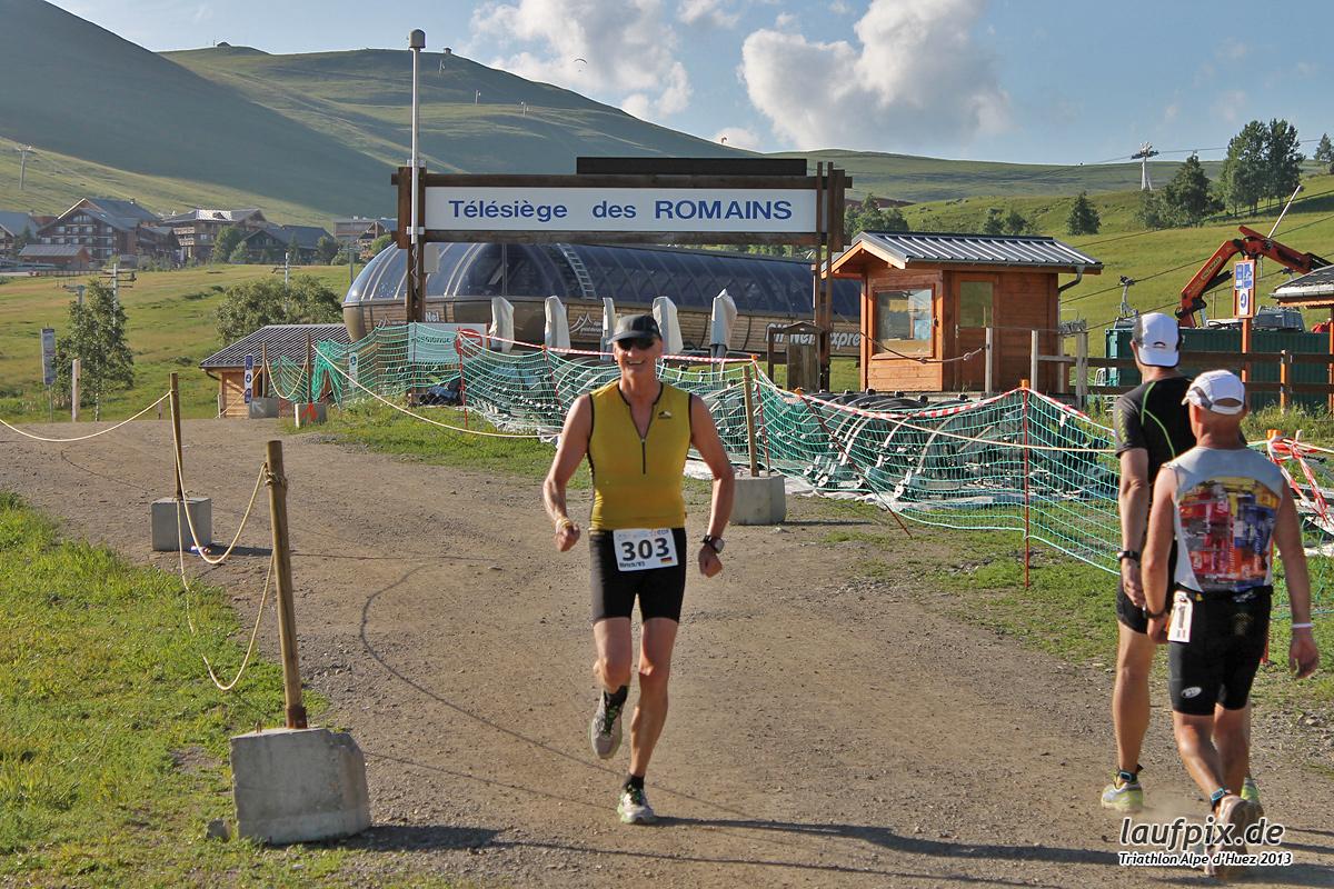 Triathlon Alpe d'Huez - Run 2013 - 50