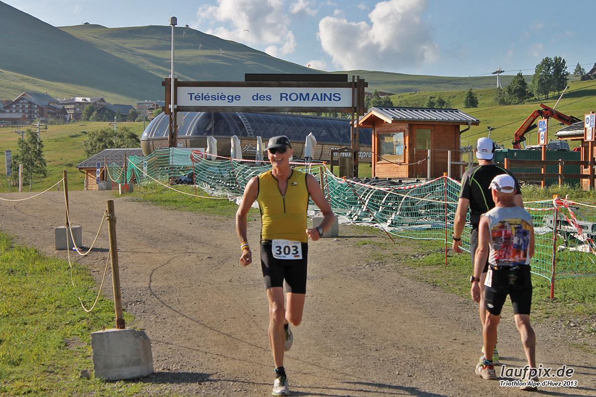 Triathlon Alpe d'Huez - Run 2013 - 51