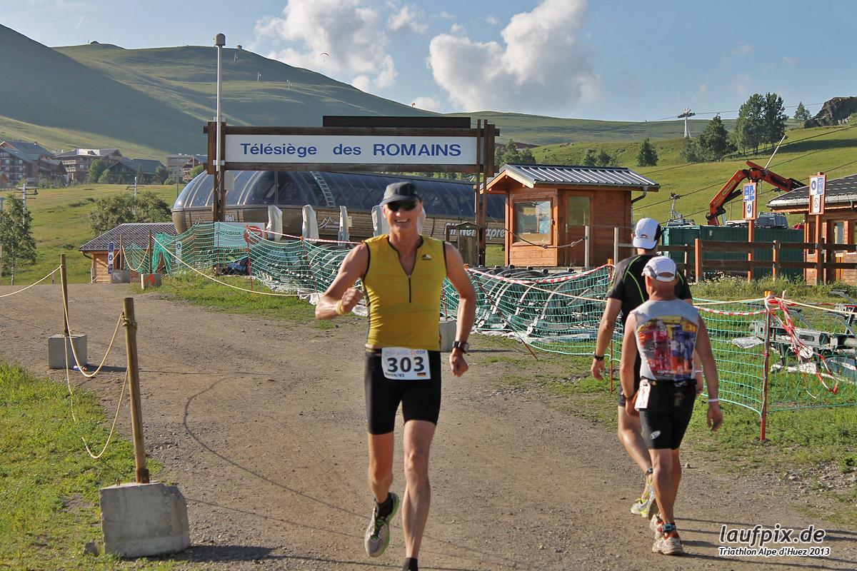 Triathlon Alpe d'Huez - Run 2013 - 52