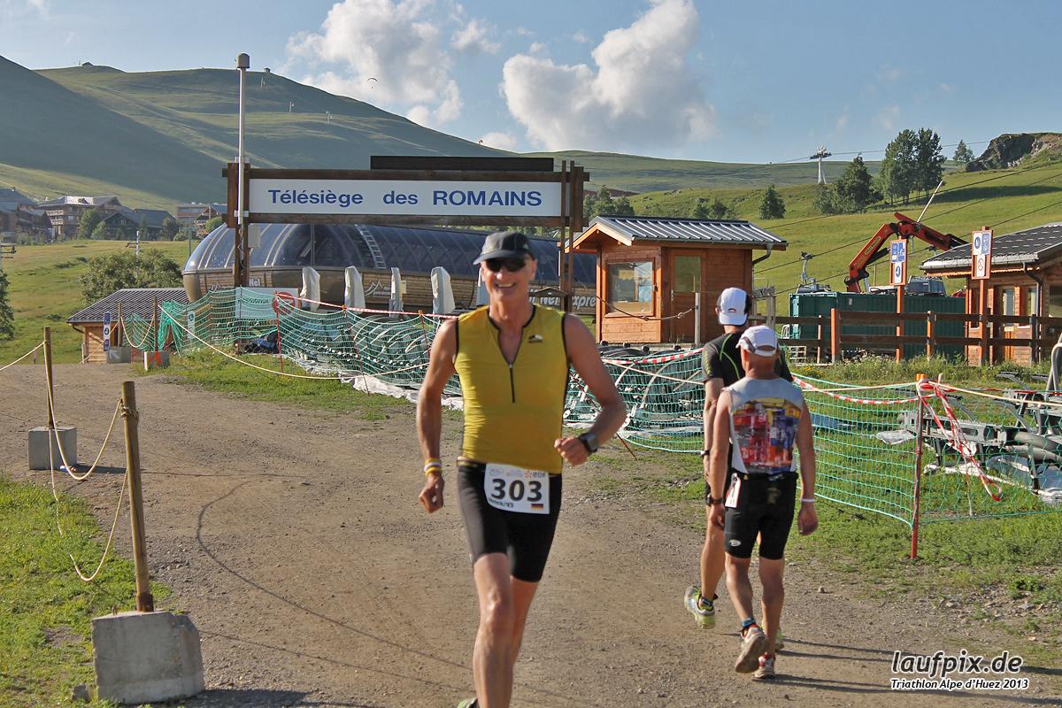 Triathlon Alpe d'Huez - Run 2013 - 53